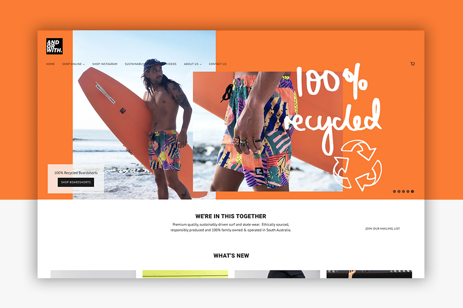 mywpmate-andorwith-surf-wear-brand-digital-marketing-hobart
