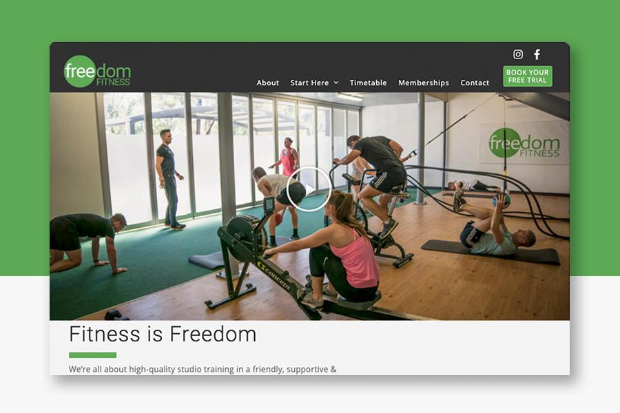 freedom-fitness-hobart-web-site-refresh-wordpress
