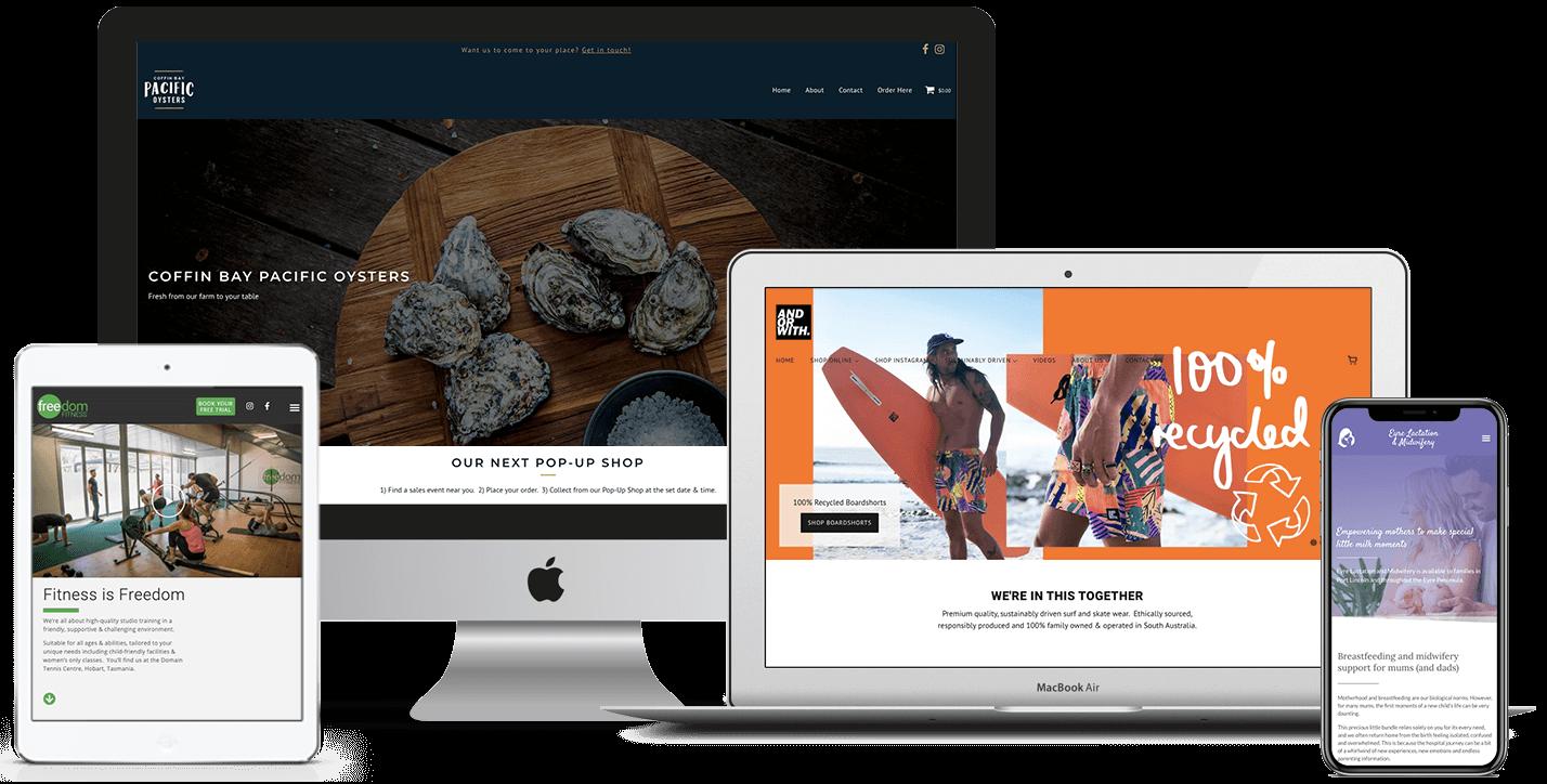 wordpress-web-design-company-hobart-tasmania-elementor