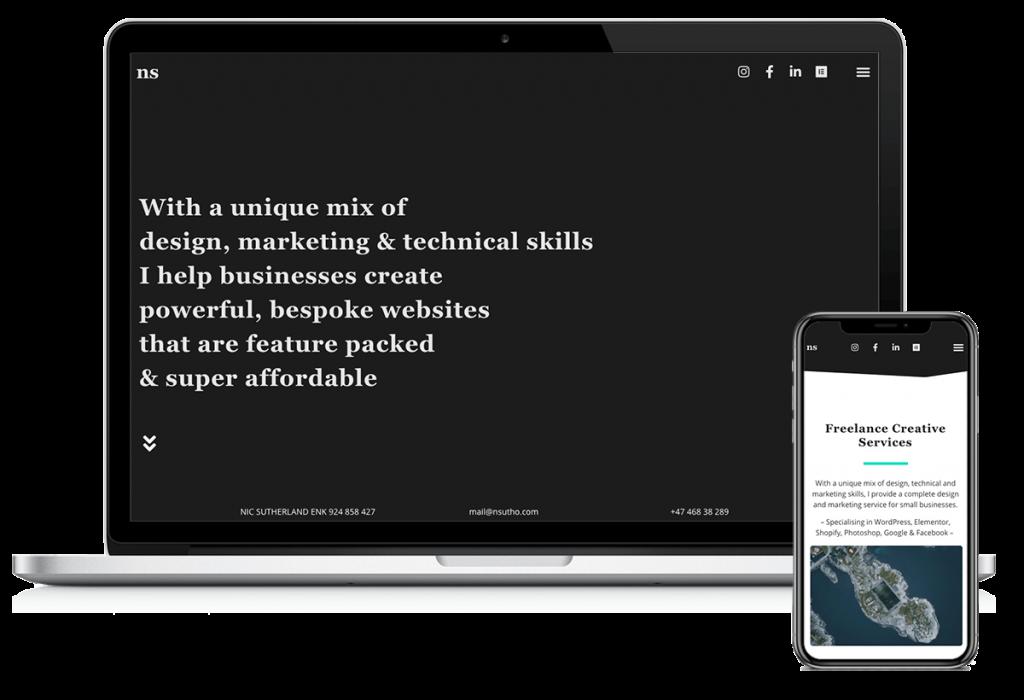 nic-sutherland-creative-services-web-design-hobart-tasmania