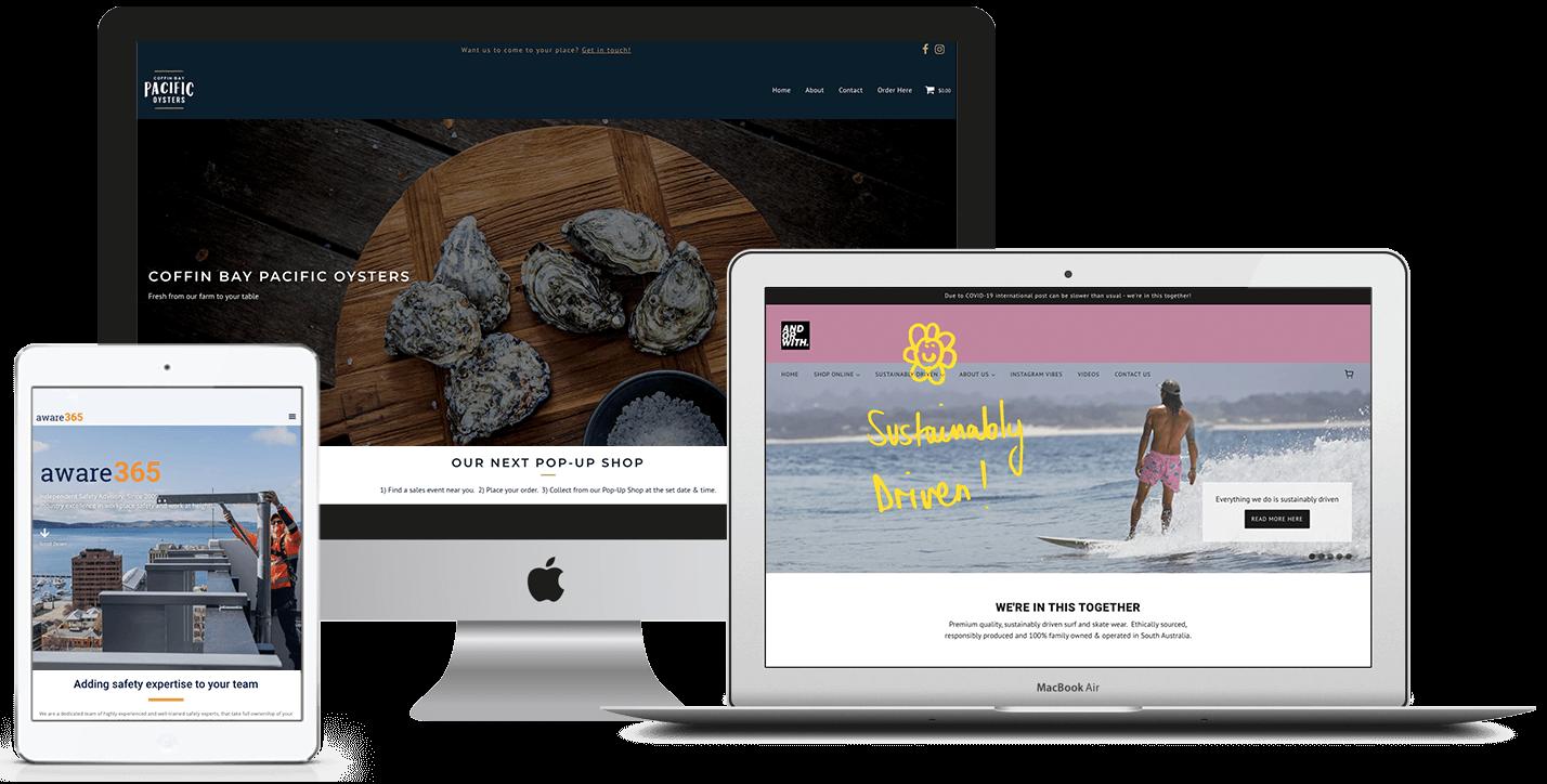 website-repairs-fix-refresh-wordpress-hobart-launceston-tasmania-wix-squarespace